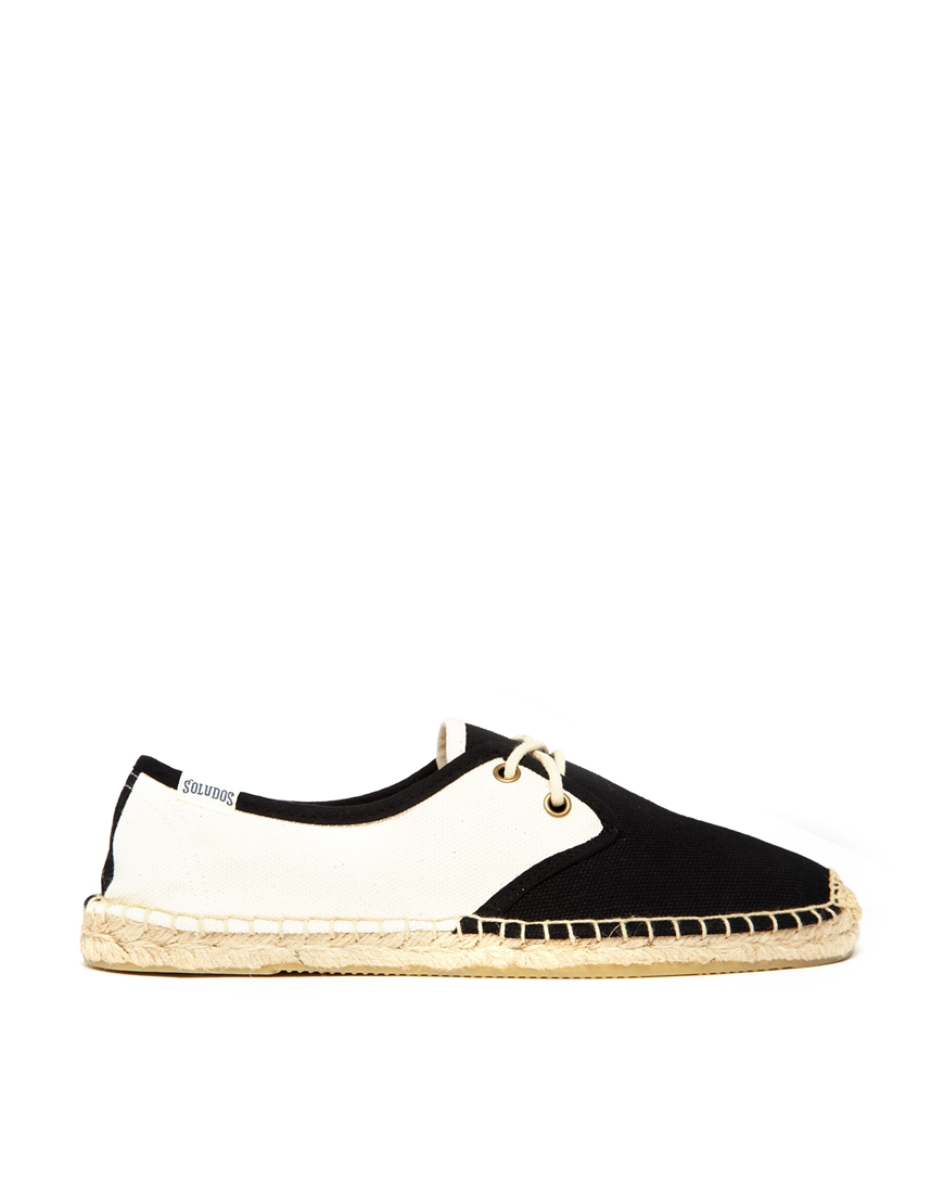 여성신발(Soludos Colourblock Derby Lace U..