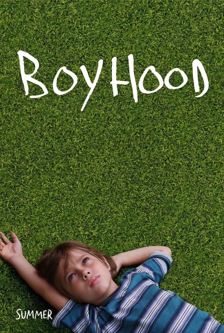 """리처드 링클레이터의 """"소년시절"""" 예고편입니다."""