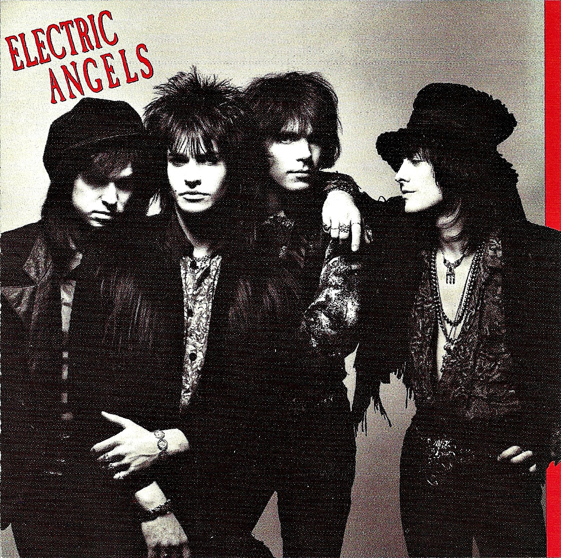 Electric Angels - True Love And Other Fair..