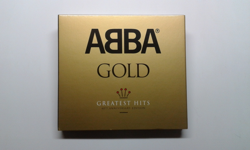 ABBA Gold  40th Anniversary Edition