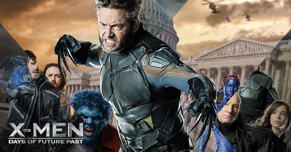 [영화] 엑스맨: 데이즈 오브 퓨처 패스트 (X-Men..