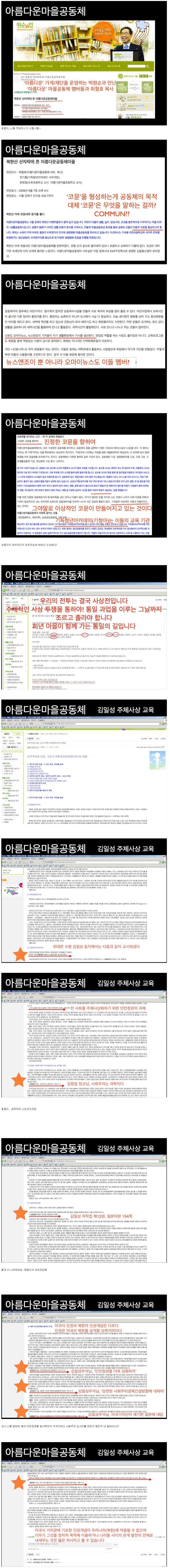박원순 서울시의 아름다운마을공동체 의 흔한교육자료