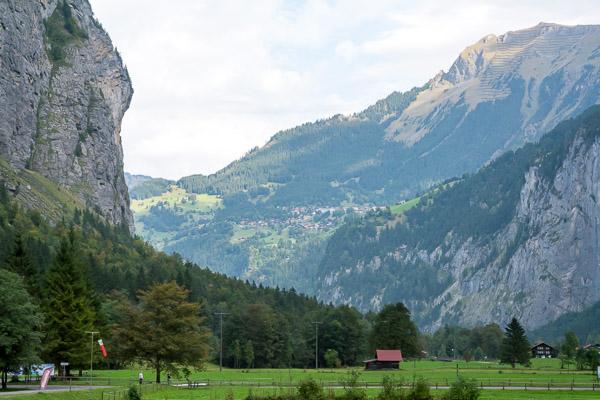 2013, Lauterbrunnen, Switzerland - Trümm..