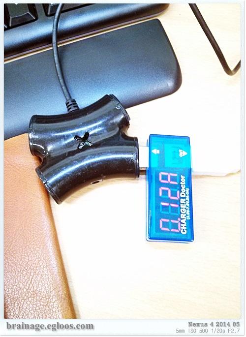 놀라운 USB 전력계 테스트 결과