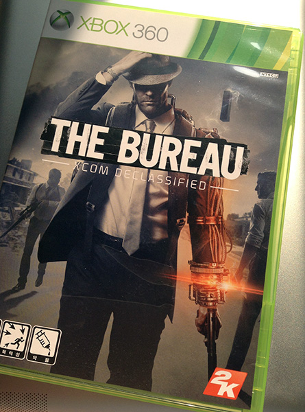 [xb360] The Bureau: XCOM Declassified