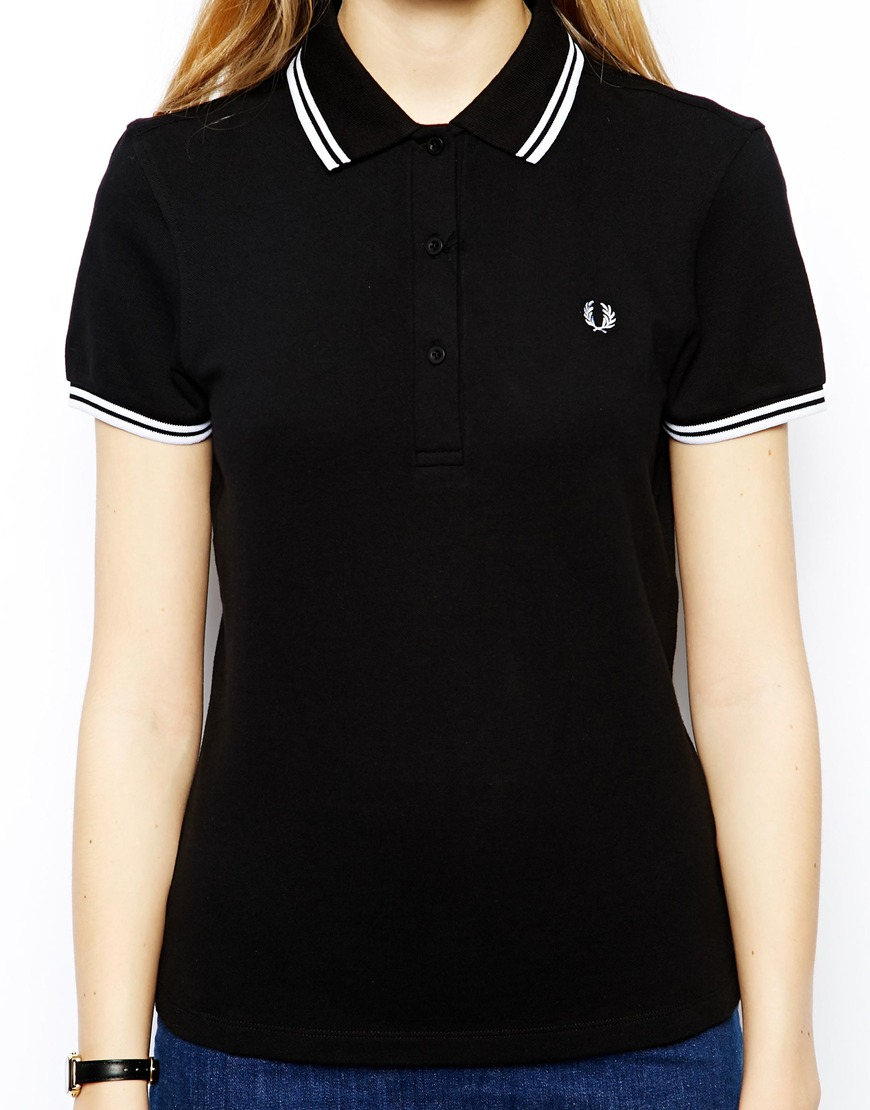여성복(Fred Perry Polo Shirt $104.80)