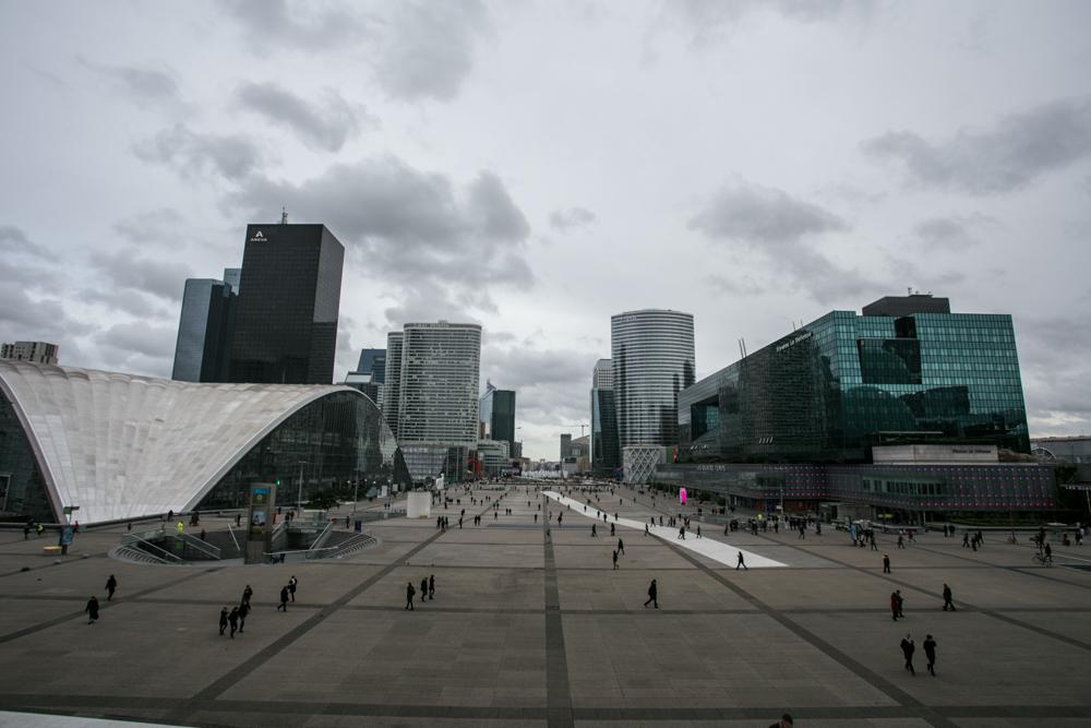 [3주간의 유럽여행] (15) 파리는 국제도시