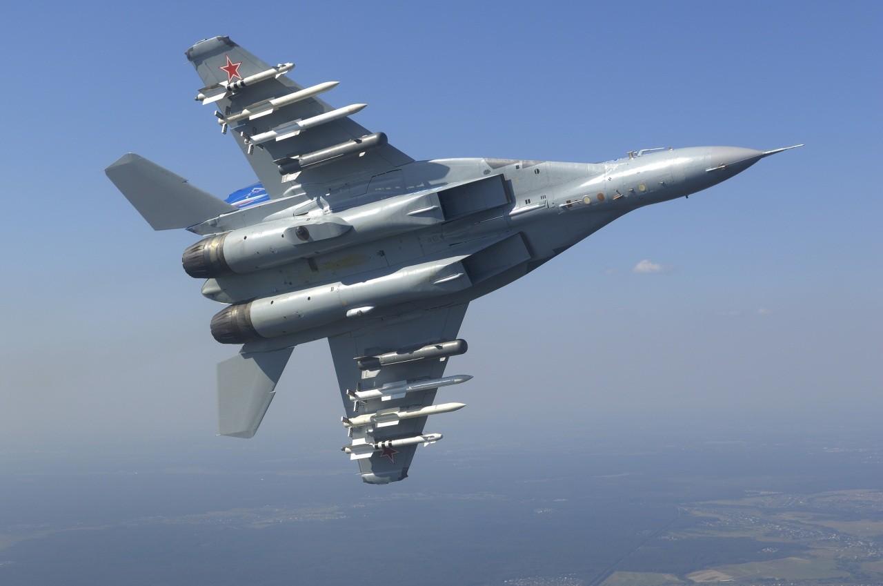 5세대 전투기 개발을 고려 중인 RAC MiG