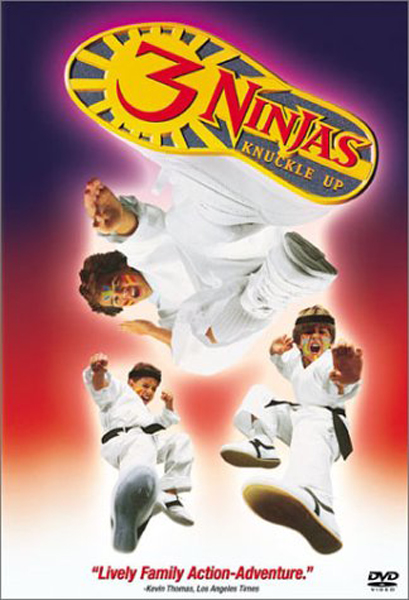 닌자 키드 3 (3 Ninjas Knuckle Up.1995)
