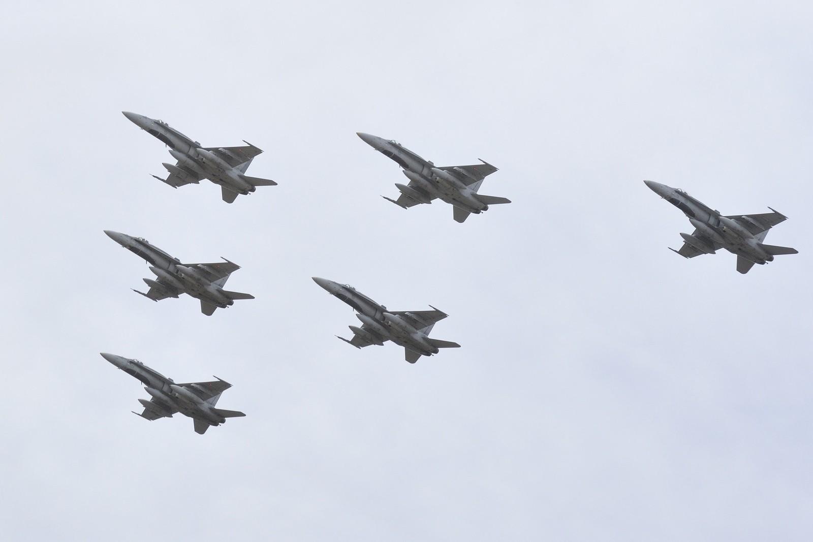 아직도 불분명한 캐나다의 F-35 전투기 도입 여부