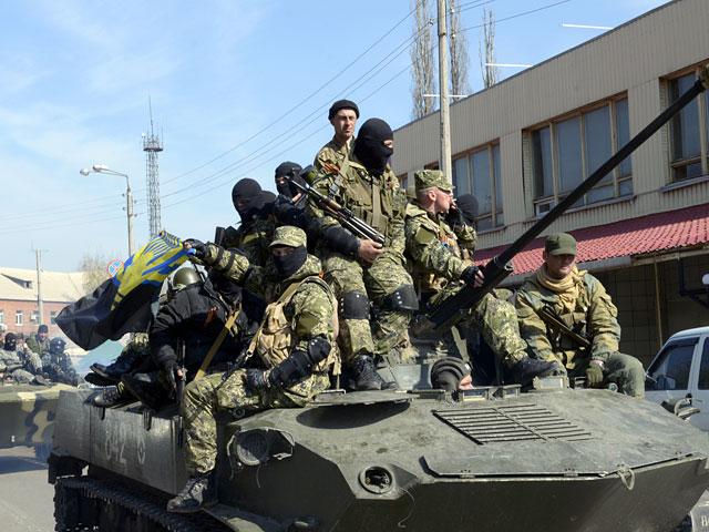 우크라군의 모습은 그야말로 짐승같았다. - 슬라..