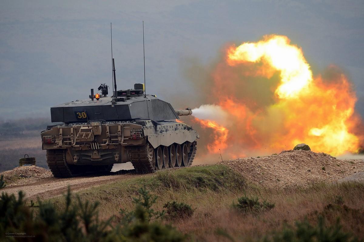챌린저 2 전차의 수명연장에 주목하는 영국 국방성