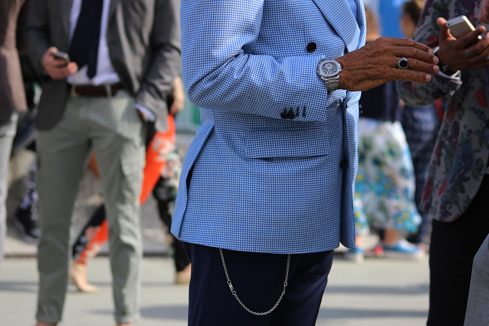 - Pitti Uomo 86 Street Style Report – Part 1