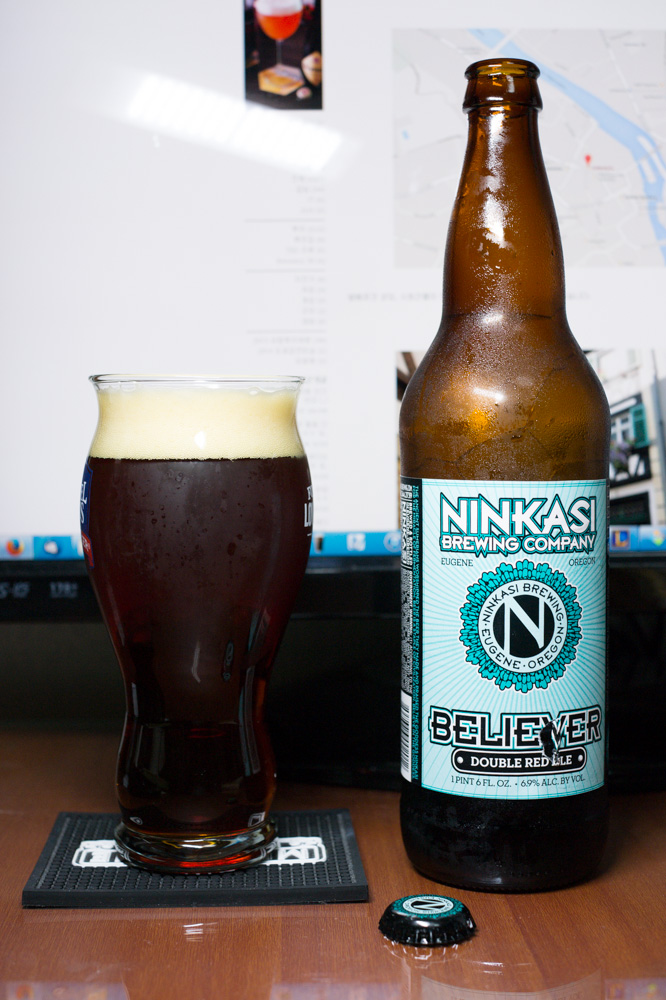 Ninkasi Believer Double Red