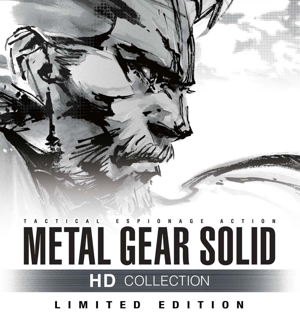 METAL GEAR SOLID The Original Trilogy -Voc..