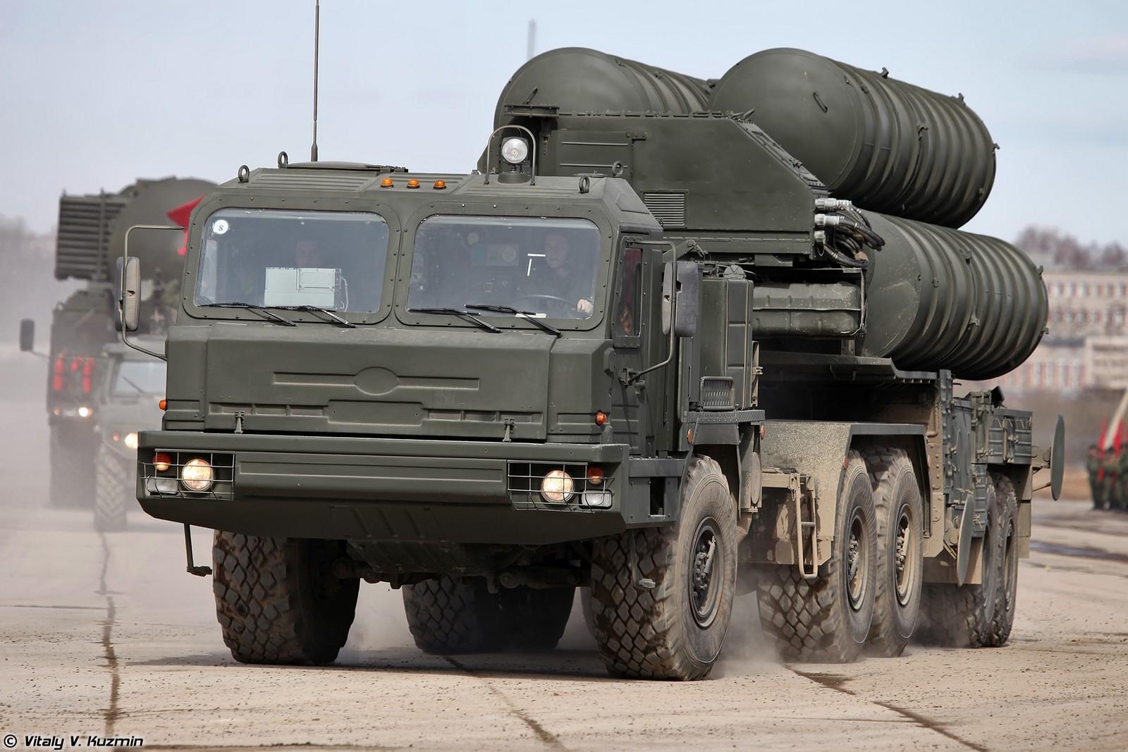 해외 발주를 받은 러시아의 S-400 방공시스템 外