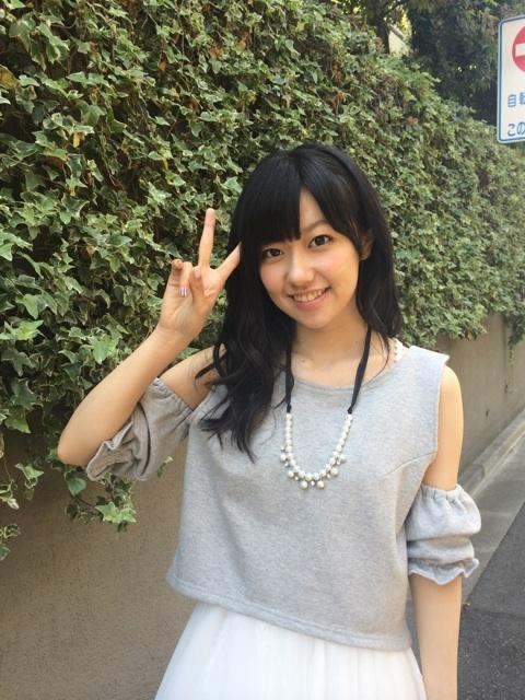 성우 미사와 사치카가 자신의 블로그에 올린 사진 몇장