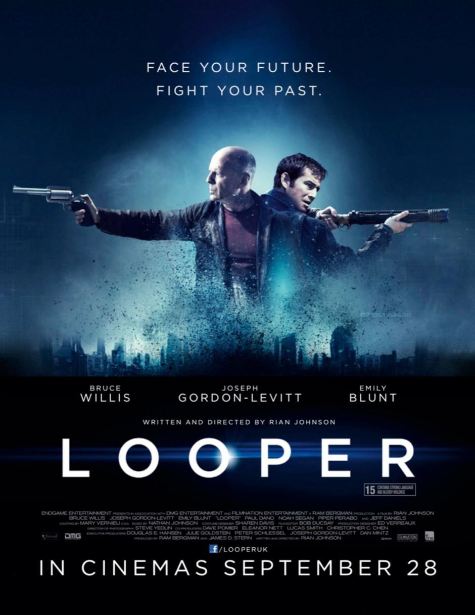 루퍼 Looper (2012)