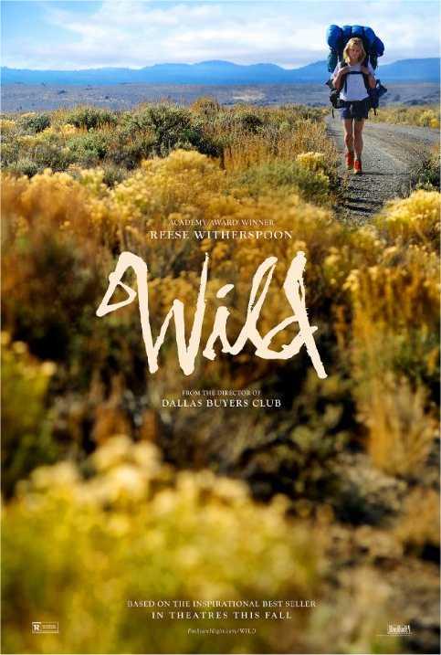 "4,285Km를 도보로 여행하는 영화, ""Wild"" 입니다."