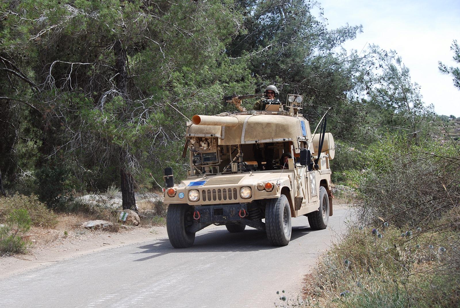 가상적군의 T 계열 전차로 꾸며진 이스라엘육군 ..