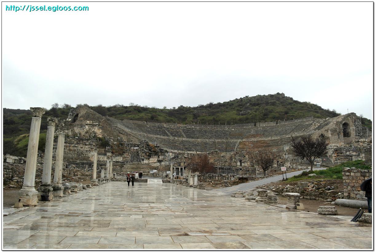 터키의 고대 로마 유적 - 에페소스(下)