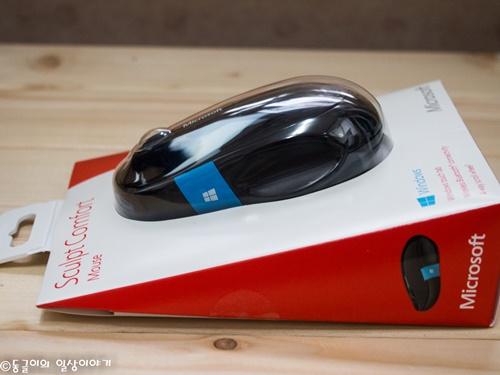 블루투스 마우스 - MS Sculft Comport Mouse