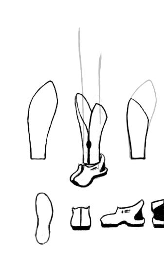 이번에 새로 추가된 장비 - 다리 부분 강화 장갑