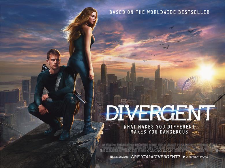 (리뷰) 다이버전트 (Divergent, 2014)