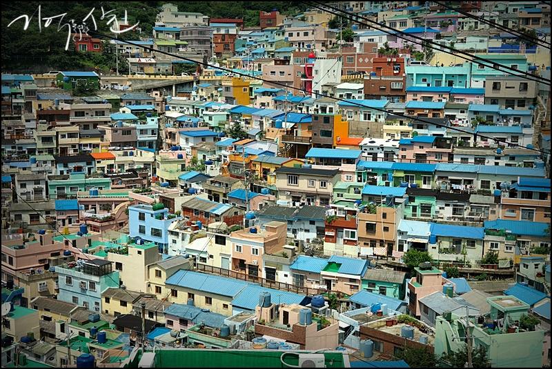 도시여행# 부산 감천문화마을을 가다