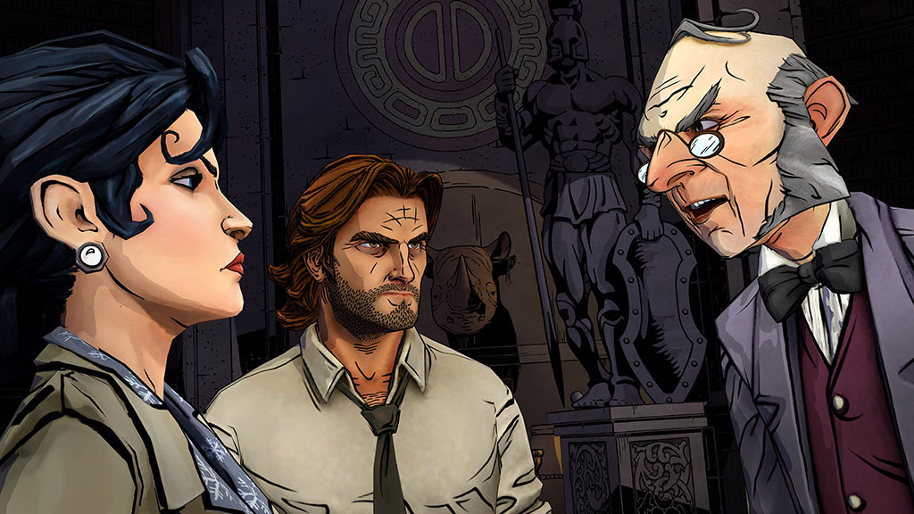 [겜감상] The Wolf Among Us