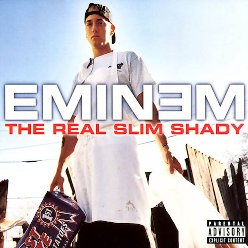 Eminem - The Real Slim Shady