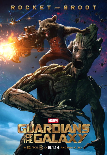 [짧막감상] Guardians of the Galaxy