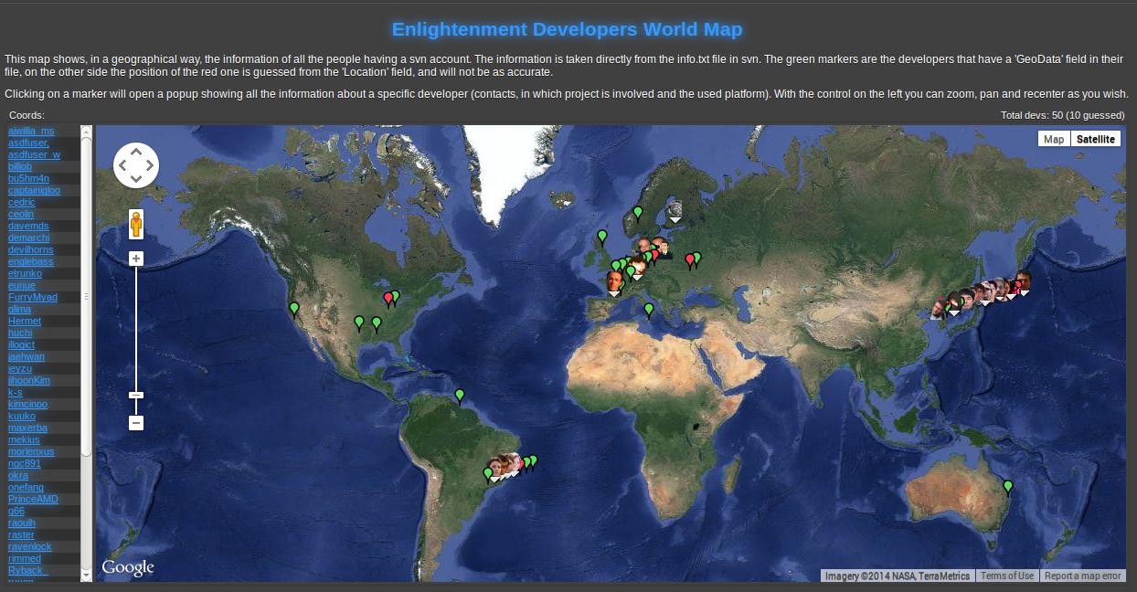 [EFL] Enlightenment/EFL 오픈소스 커미터가..