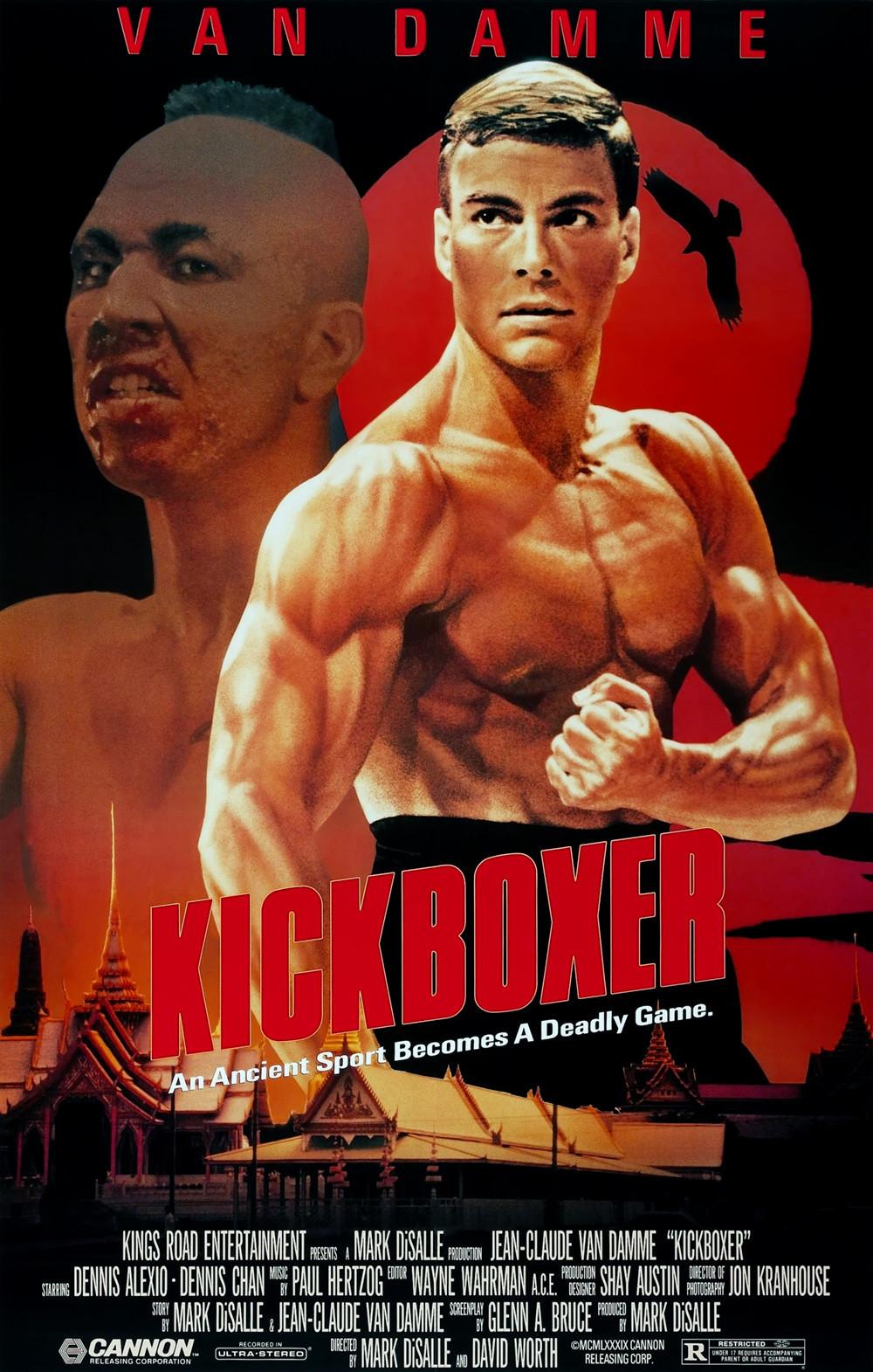 """장 끌로드 반담의 """"어벤저(Kickboxer)""""가 리부트.."""