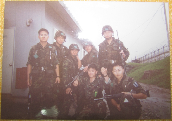 대한민국 남자에게 군대란 무엇일까