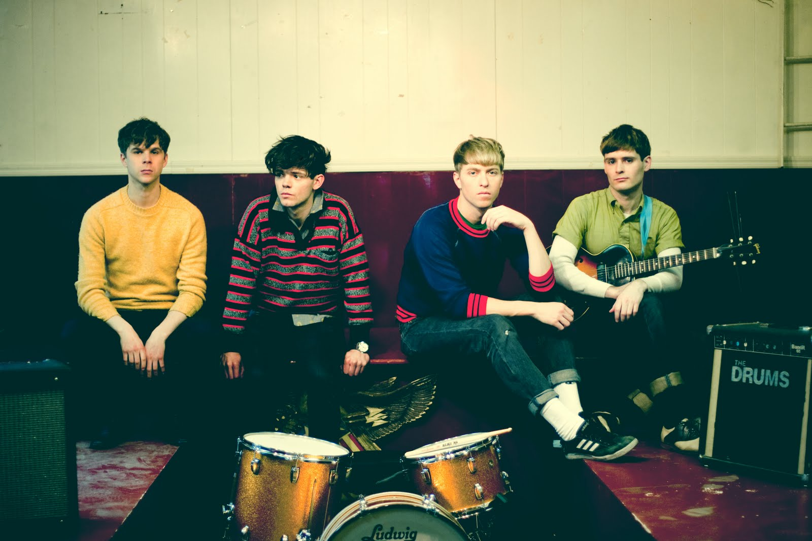 The Drums/Money