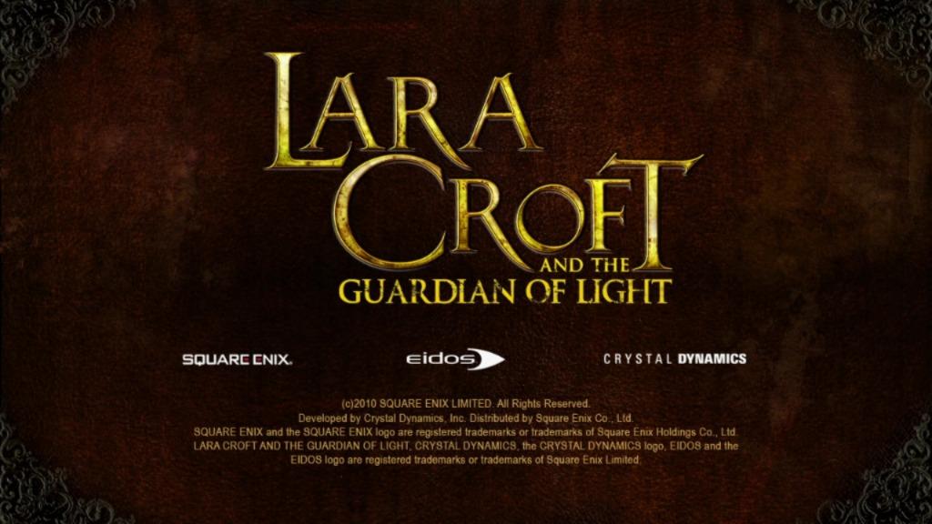 라라 크로프트와 빛의 수호자 (Lara Croft and th..
