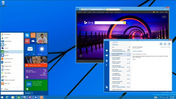 MS는 윈도우9 프리뷰를 9월 30일에 발표할 것이다