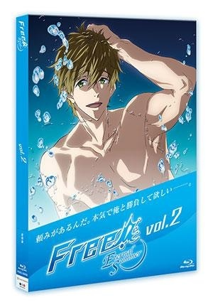 Free! Eternal Summer Blu-ray & DVD vol.2 정보