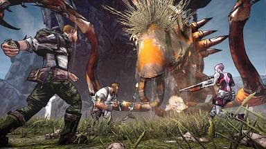보더랜드 2: 테라모퍼스 사냥 _ 꼼수 자리를 소개합니다