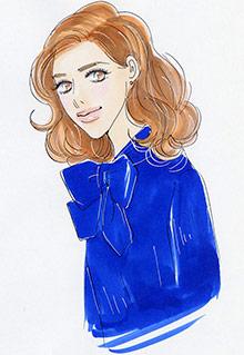 만화가 사쿠라자와 에리카 선생, 오피스 유 2014년 12..