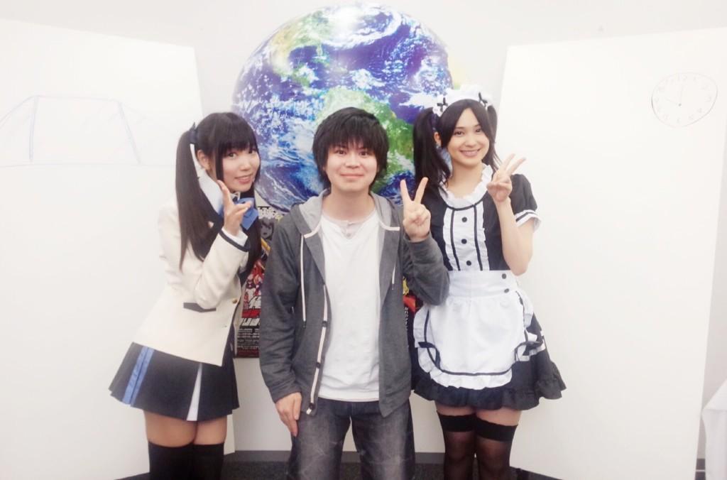 성우 아이사카 유카 & M・A・O씨의 트윈테일 사진