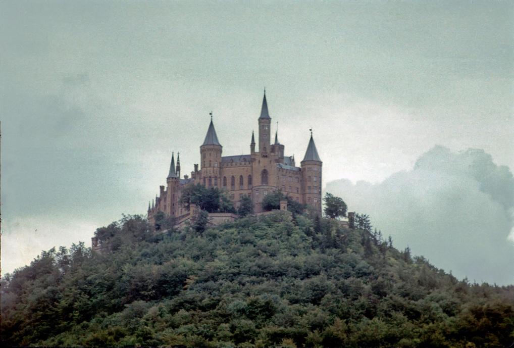 슈바벤의 호엔촐레른城(Burg Hohenzollern)