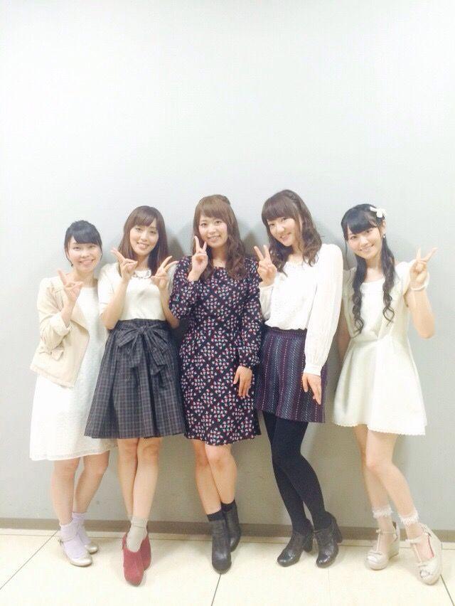 성우 히카사 요코씨가 블로그에 올린 야마노스스메 상..