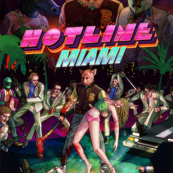 추천 앨범: Hotline Miami Soundtrack