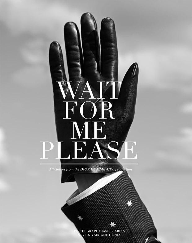 Wait for Me Please by Jasper Abels for Presta..
