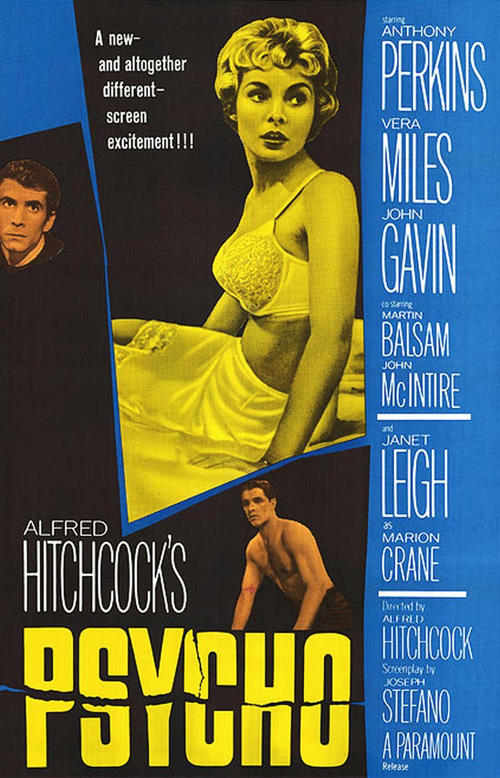 싸이코 Psycho (1960)