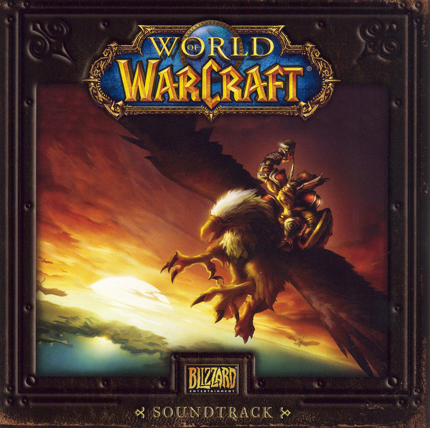 World of Warcraft Legends of Azeroth Sound..