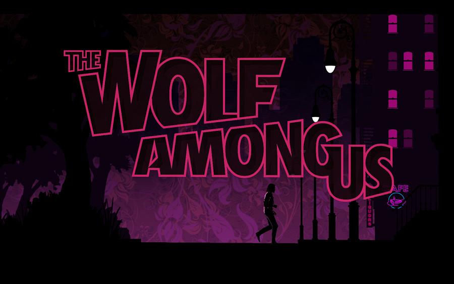 카툰렌더링 3D 게임 <울프 어멍 어스 / the Wolf A..