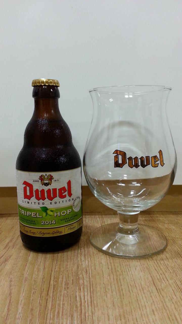[벨기에] Duvel Tripel Hop 2014(듀블 트리펠 홉 20..